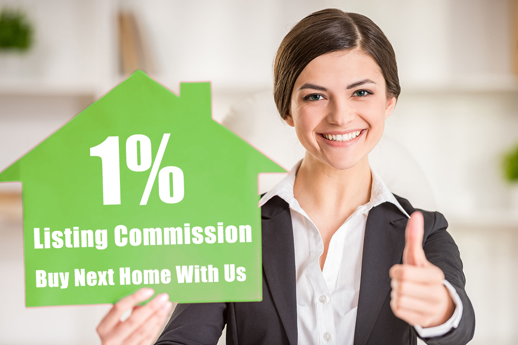 1% Discount Sarasota real estate commission plan